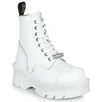 Schoenen Laarzen New Rock M-MILI083CM-C56 Wit