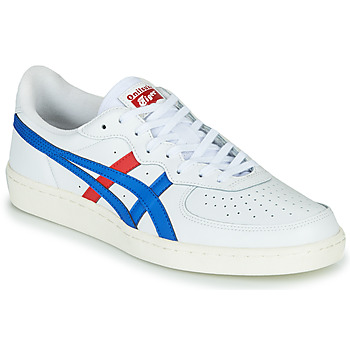 Schoenen Lage sneakers Onitsuka Tiger GSM LEATHER Wit / Rood / Blauw