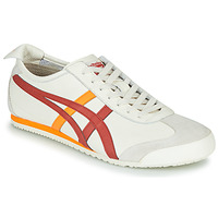 Schoenen Lage sneakers Onitsuka Tiger MEXICO 66 Wit / Rood / Geel