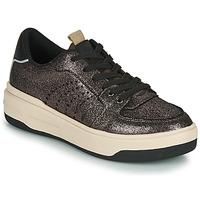 Schoenen Dames Lage sneakers Palladium Manufacture OCA 01 Grijs