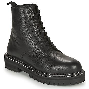Schoenen Dames Laarzen Les Tropéziennes par M Belarbi REINE Zwart