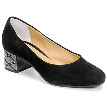 Schoenen Dames pumps Perlato JAMINET Zwart
