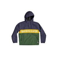 Textiel Jongens Wind jackets Quiksilver TAZAWA Multicolour