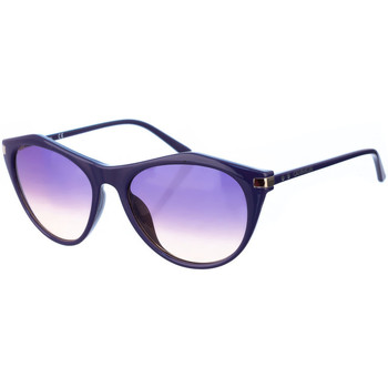 Horloges & Sieraden Dames Zonnebrillen Calvin Klein Jeans Lunettes de soleil Calvin Klein Violet