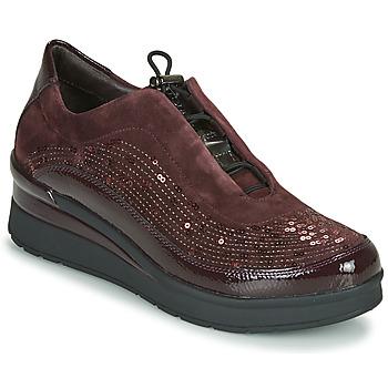 Schoenen Dames Lage sneakers Stonefly CREAM 21 Bordeaux