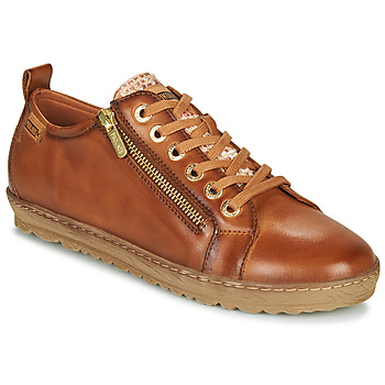 Schoenen Dames Lage sneakers Pikolinos LAGOS 901 Brown