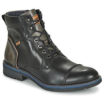 Schoenen Heren Laarzen Pikolinos YORK M2M Zwart