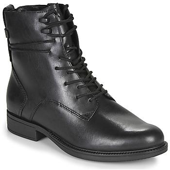 Schoenen Dames Laarzen Tamaris SUZAN Zwart