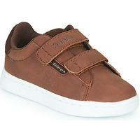 Schoenen Jongens Lage sneakers Kappa TCHOURI 2V Brown