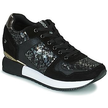 Schoenen Dames Lage sneakers Gioseppo RAPLA Zwart