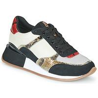 Schoenen Dames Lage sneakers Gioseppo KIROV Zwart / Wit