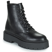 Schoenen Dames Laarzen Gioseppo YELABUGA Zwart
