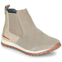 Schoenen Meisjes Hoge sneakers Gioseppo LINZ Beige
