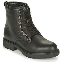 Schoenen Meisjes Laarzen Gioseppo YELETS Zwart