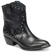 Schoenen Dames Hoge laarzen Ikks BOTTES Zwart