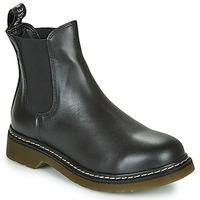 Schoenen Dames Laarzen Musse & Cloud FLIKA Zwart