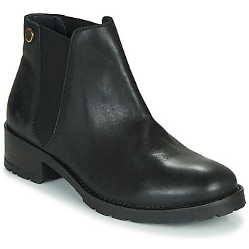 Schoenen Dames Laarzen Pataugas DINA/N F4F Zwart