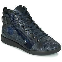 Schoenen Dames Hoge sneakers Pataugas PALME/C F4F Marine