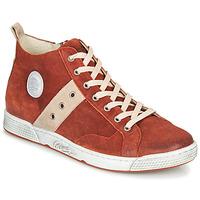 Schoenen Heren Hoge sneakers Pataugas JAGGER/CR H4F Brique