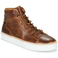 Schoenen Heren Hoge sneakers Pataugas SERGIO H4F Cognac