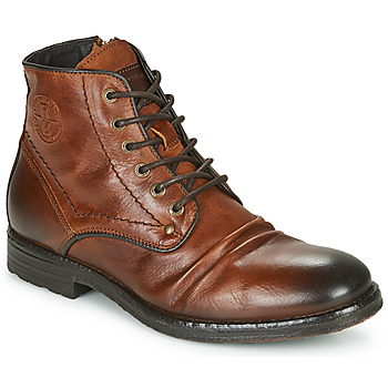 Schoenen Heren Laarzen Redskins BAMBOU Brown