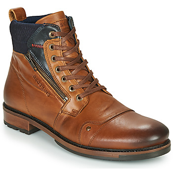 Schoenen Heren Laarzen Redskins HAMAM Brown