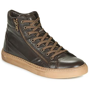 Schoenen Heren Hoge sneakers Redskins NERINO Brown