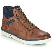 Schoenen Heren Hoge sneakers Redskins ZOUK Brown