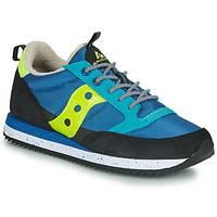 Schoenen Heren Lage sneakers Saucony JAZZ (PEAK) Blauw / Zwart / Geel