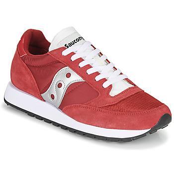Schoenen Heren Lage sneakers Saucony JAZZ VINTAGE Rood / Wit