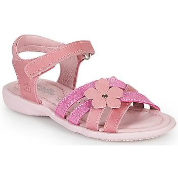 Schoenen Meisjes Sandalen / Open schoenen Citrouille et Compagnie BELDAF  fuchsia