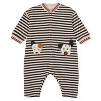 Textiel Jongens Jumpsuites / Tuinbroeken Catimini CR32010-29 Multicolour