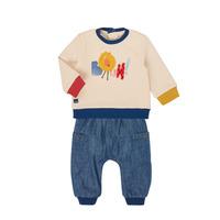 Textiel Jongens Setjes Catimini CR36050-46 Multicolour