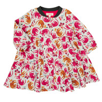 Textiel Meisjes Korte jurken Catimini CR30093-35 Multicolour