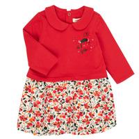 Textiel Meisjes Korte jurken Catimini CR30043-38 Multicolour