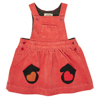 Textiel Meisjes Korte jurken Catimini CR31003-67 Rood
