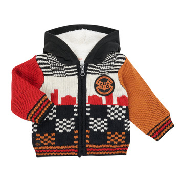Textiel Jongens Vesten / Cardigans Catimini CR18062-17 Multicolour