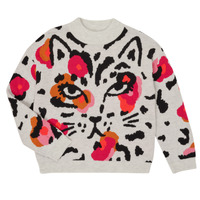 Textiel Meisjes Truien Catimini CR18035-11 Multicolour