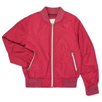 Textiel Meisjes Wind jackets Catimini CR41015-85 Bordeaux