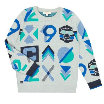 Textiel Jongens Truien Catimini CR18034-23-C Multicolour