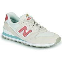 Schoenen Dames Lage sneakers New Balance 996 Beige / Roze