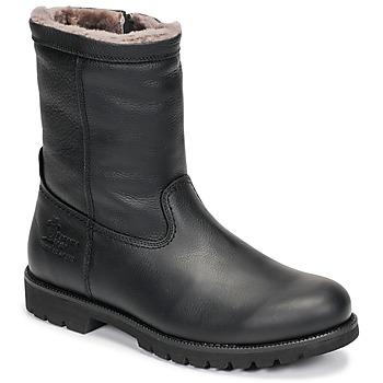 Schoenen Heren Laarzen Panama Jack FEDRO Zwart