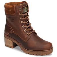 Schoenen Dames Laarzen Panama Jack PHOEBE Brown