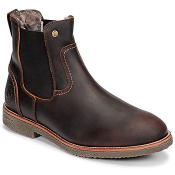 Schoenen Heren Laarzen Panama Jack GARNOCK Brown