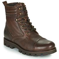 Schoenen Heren Laarzen Base London BRONCO Brown