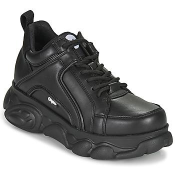 Schoenen Dames Lage sneakers Buffalo CORIN Zwart