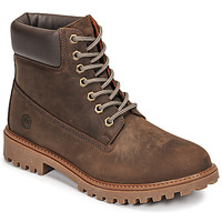 Schoenen Heren Laarzen Lumberjack RIVER Brown