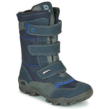 Schoenen Jongens Snowboots Primigi PATH GTX Blauw