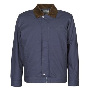 Textiel Heren Wind jackets Quiksilver CANVASCORCOLLAR M JCKT BYP0 Parisian / Night