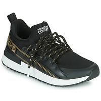 Schoenen Dames Lage sneakers Versace Jeans Couture VZASG1 Zwart